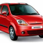 Chevrolet Spark – Another small car!