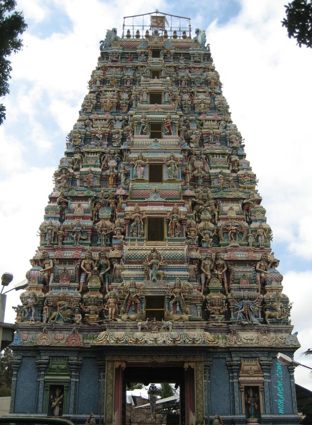 Durga Temple @ Vidyaranyapura