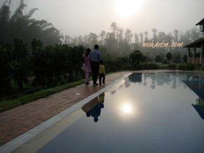 Swimming Pool - Dawn