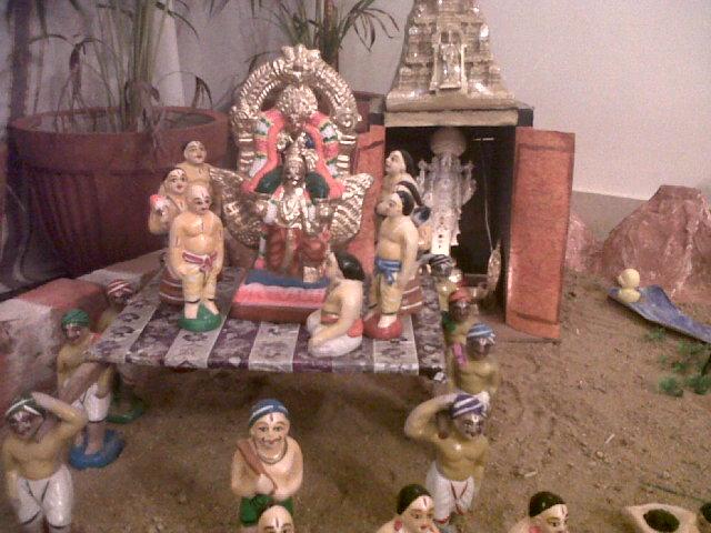 Dasara Toys - Venkateshwara Brahmotsava, Garuda Vahana