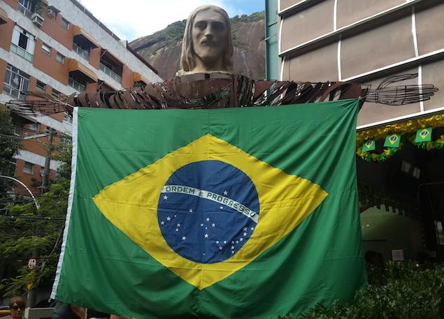 Brazil Travelogue, Flag